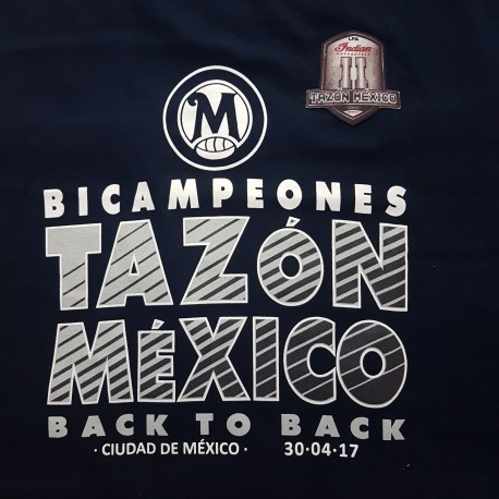 Playera Mayas Campeon Tazon Mexico II
